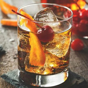 8 Whiskey Cocktails To Celebrate Finishing The First Week of Dry January