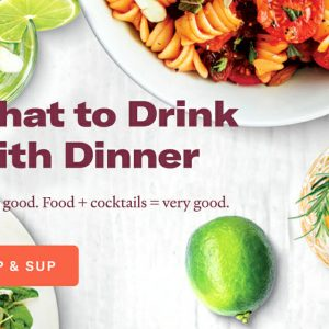 A Drinkable Feast: 6 Cocktails To Pair With Your Favorite Meals