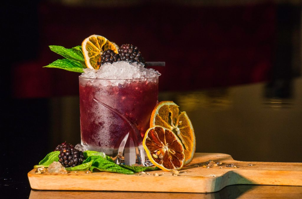 Saucey's Mixology Guide. Photo by Proriat Hospitality