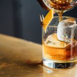 Crown Royal Vs. Jack Daniels Saucey. Photo by Adam Jaime.